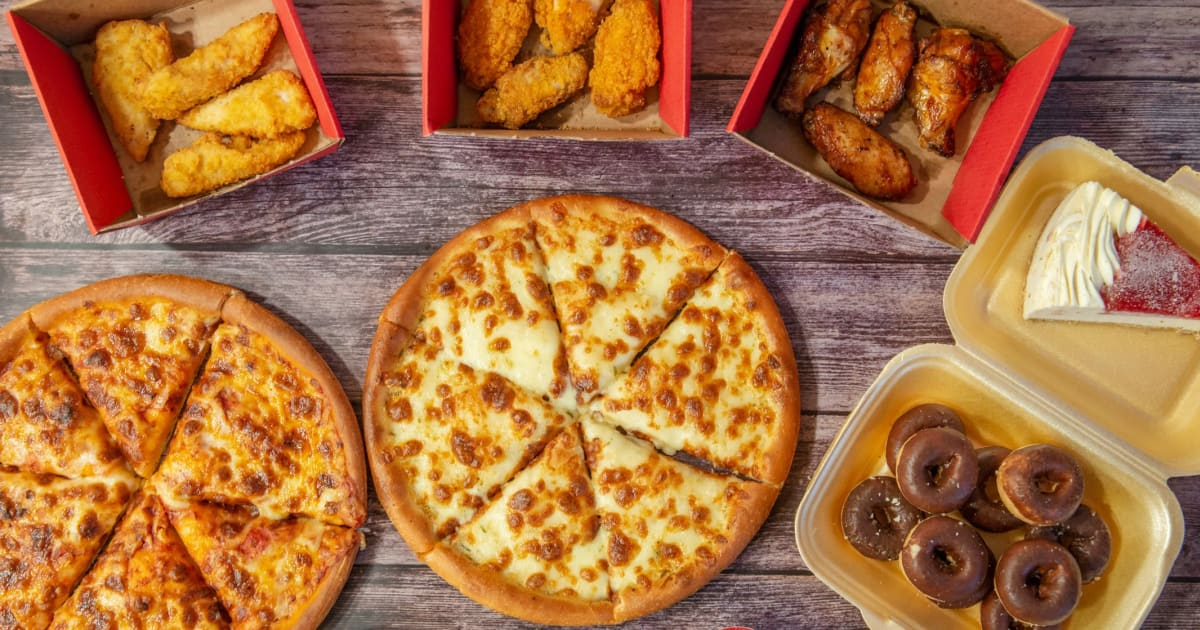 Super Pizza Restaurant Menu In Swindon Order From Just Eat