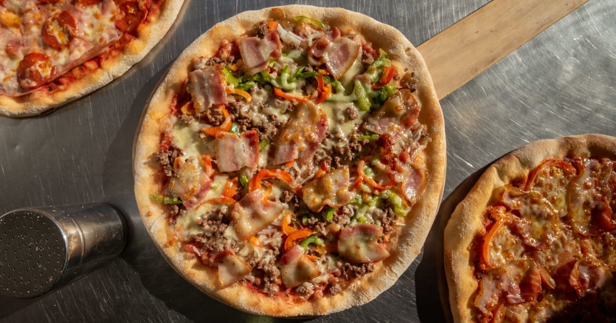 Etna Pizza Co Restaurant Menu In Bedford Order From Just Eat